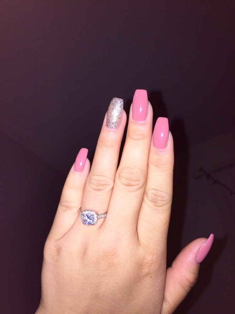With flash. Loving my nails - Yelp