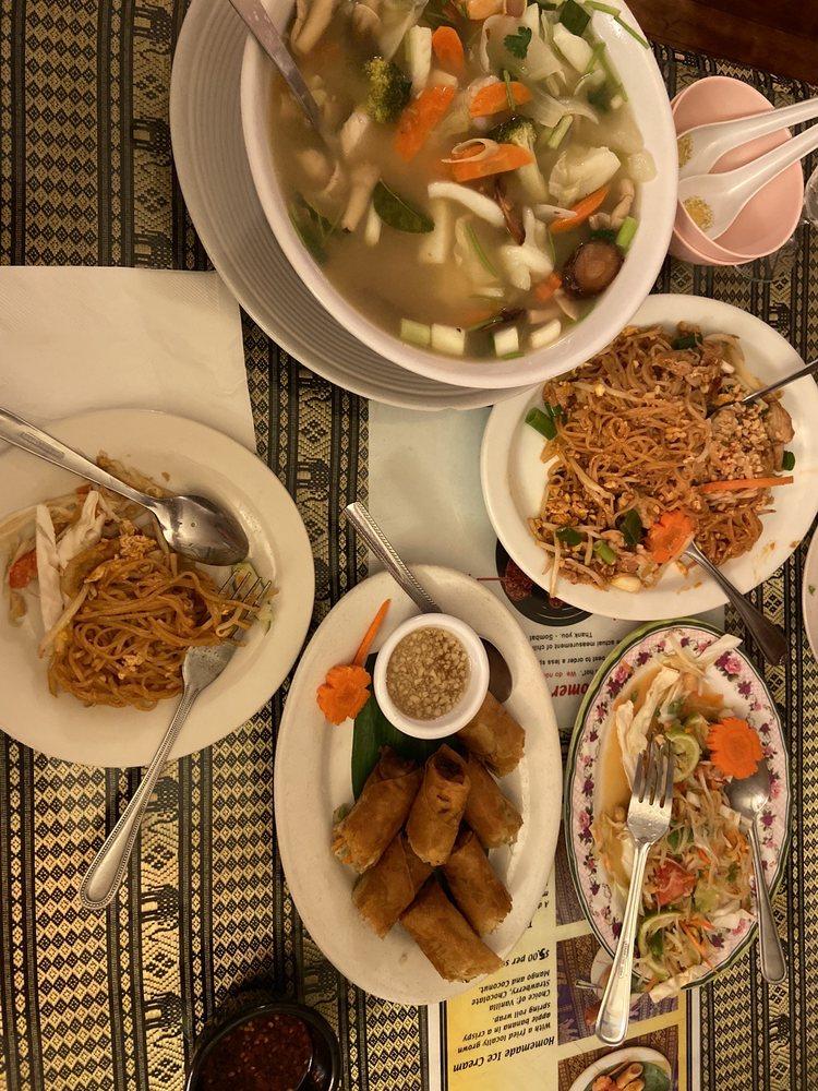 Sombat's Fresh Thai Cuisine
