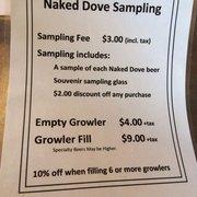 Naked Dove Brewing Company : BreweryDB.com