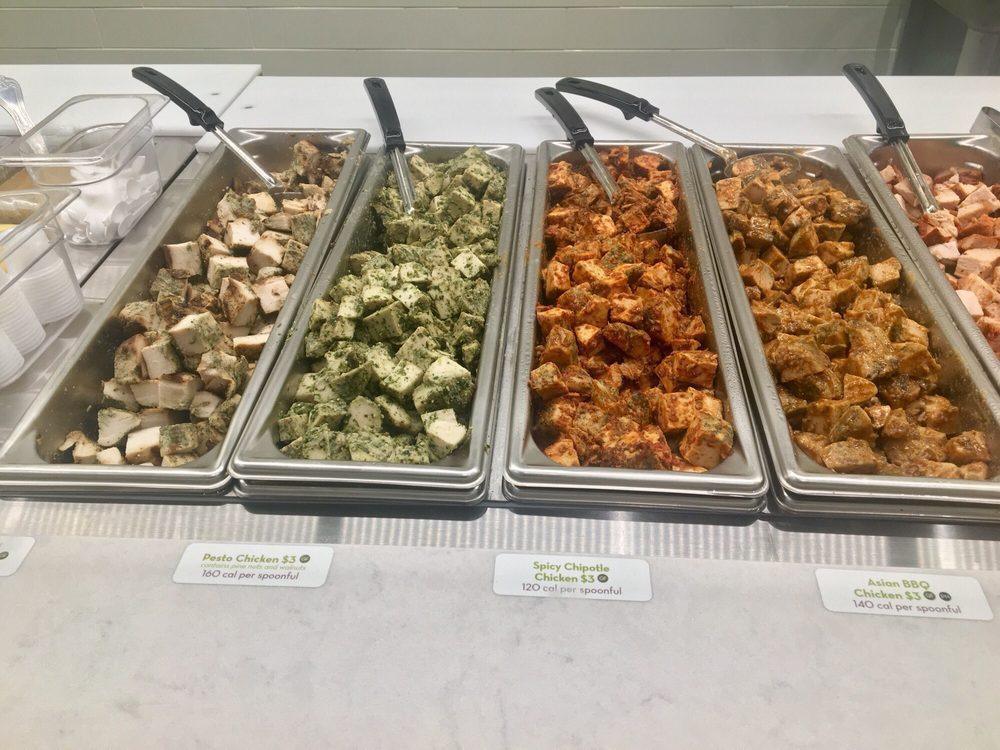 Salata: 2560 Old Milton Pkwy, Alpharetta, GA