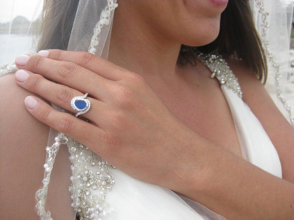 Lita Sea Glass Jewelry: Mattapoisett, MA