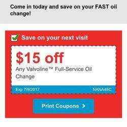 Valvoline Instant Oil Change Oil Change Stations 5050 Darrow Rd