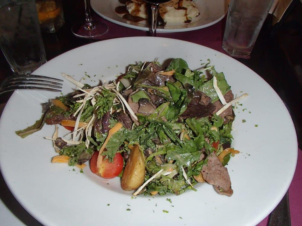 Steak Tips Salad Yelp
