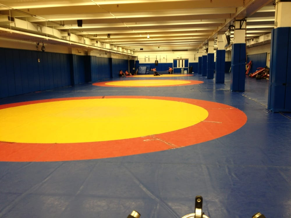 Wrestling Room Yelp