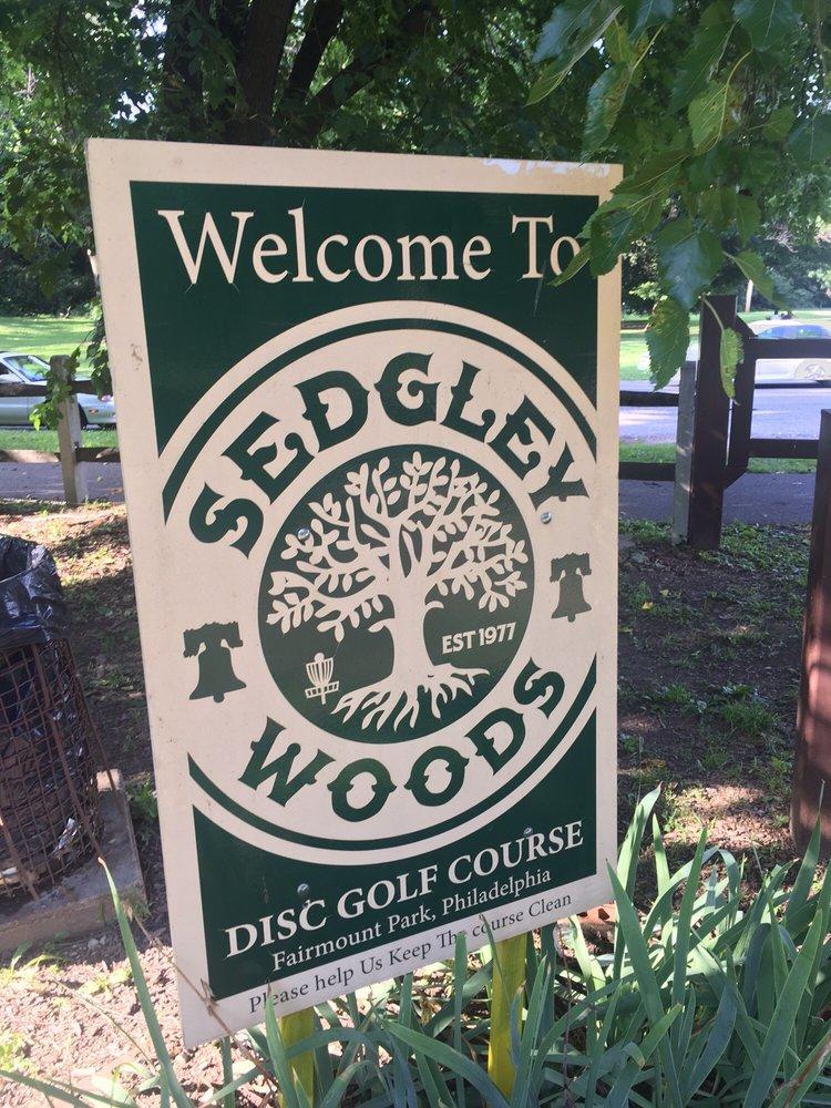 Sedgley Woods Disc Golf