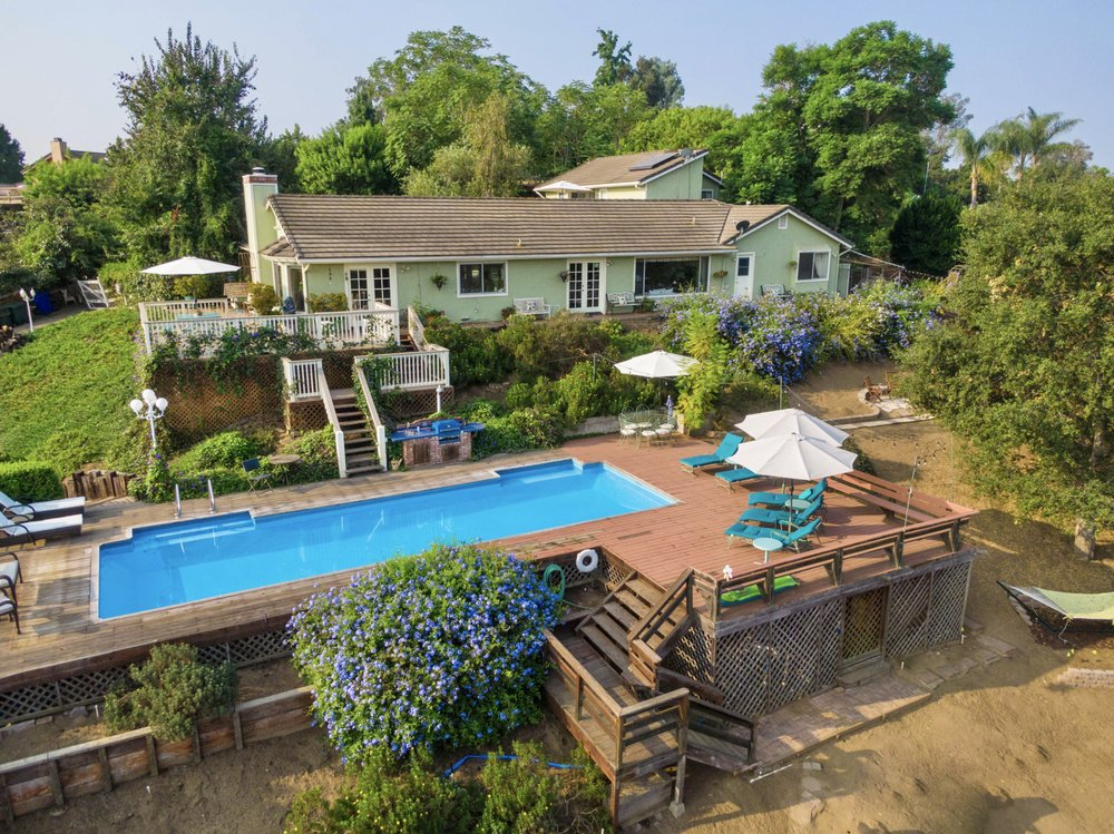 Sandra D's Country Vacation Rental: 1605 Green Briar Ln, Fallbrook, CA