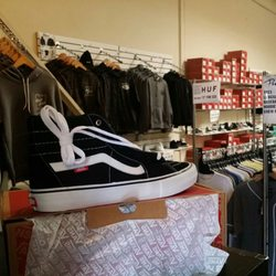 vans skate shop locations