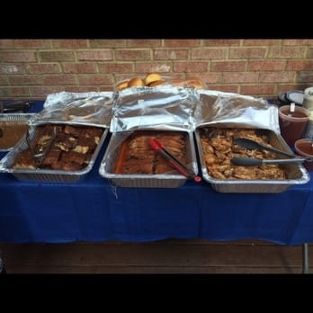 Beau Photo Of Backyard BBQ U0026 Catering Co   Arlington, VA, United States. Ribs