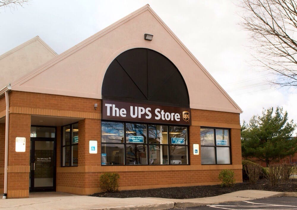 The UPS Store: 2206 Old Emmorton Rd, Bel Air, MD