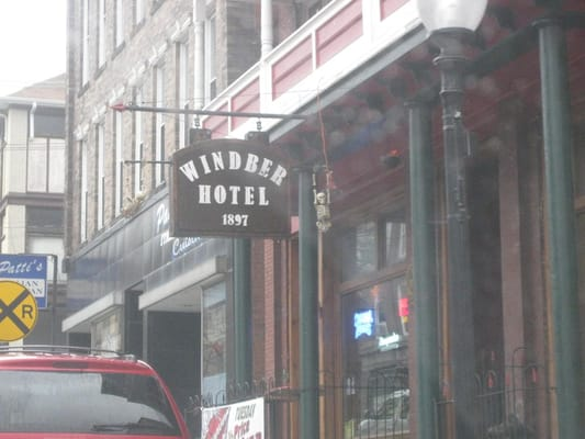 Windber Hotel 502 15th St Windber Pa Subs Sandwiches Mapquest