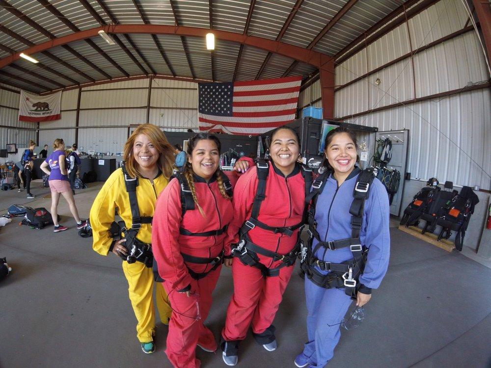 Skydive Santa Barbara: 1801 N H St, Lompoc, CA