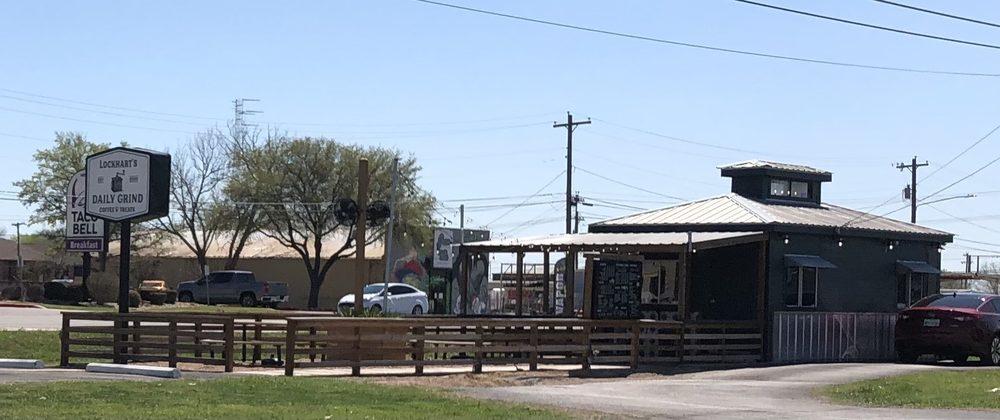 Lockhart's Daily Grind: 1408 S Main St, Lockhart, TX