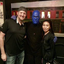 Photo Of Blue Man Group Chicago Il United States