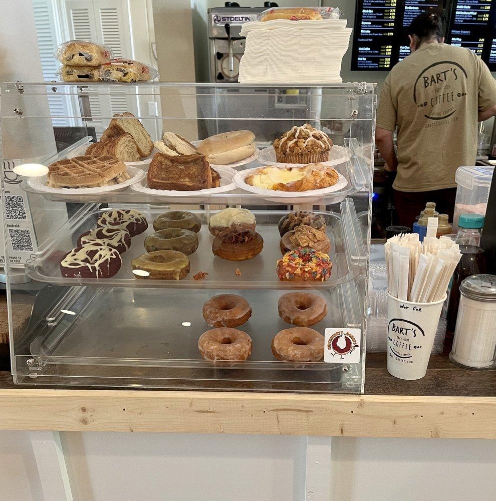 Bart's Crazy Good Coffee Roasting Company: 230 Columbia Ave, Chapin, SC