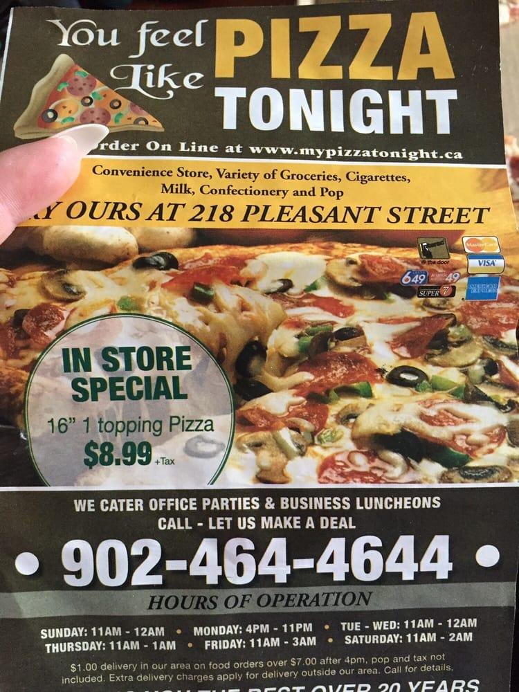 Dartmouth pizza deals