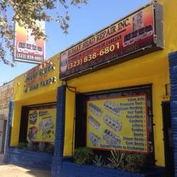 Romay head repair appliances repair 6061 1 2 e for Recycled building materials los angeles