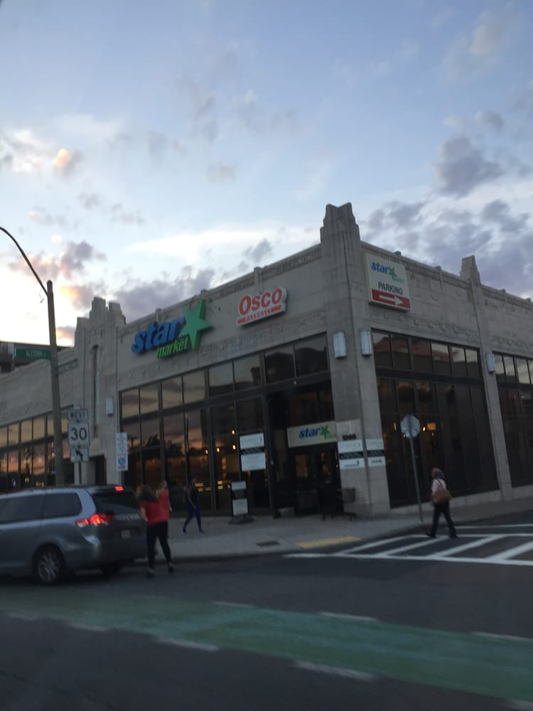 Allston Star Market -- 1065 Commonwealth Avenue / Route 20
