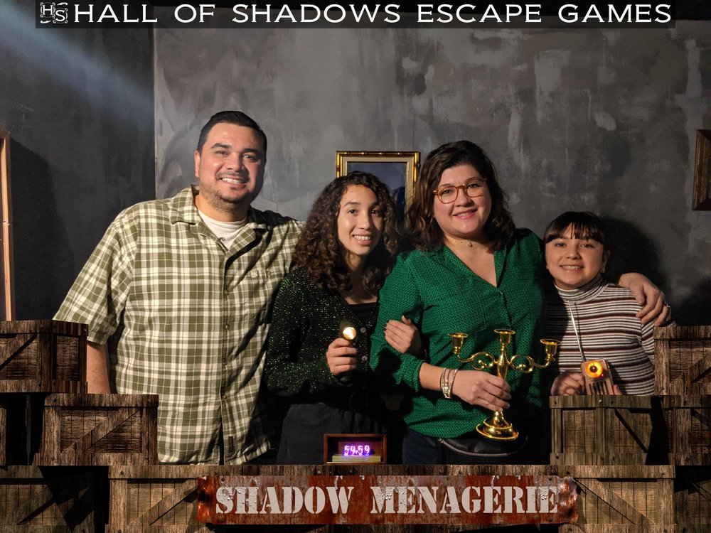 Social Spots from Hall of Shadows Escape Games