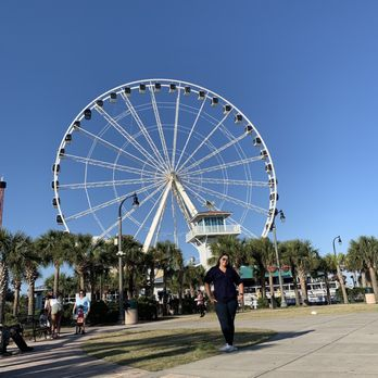 Myrtle Beach Skywheel 421 Photos 206 Reviews Amusement