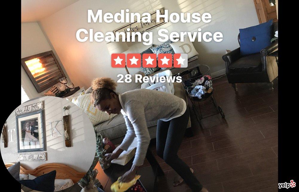 Medina House Cleaning Service: 1213 E Alpine Ave, Tulare, CA