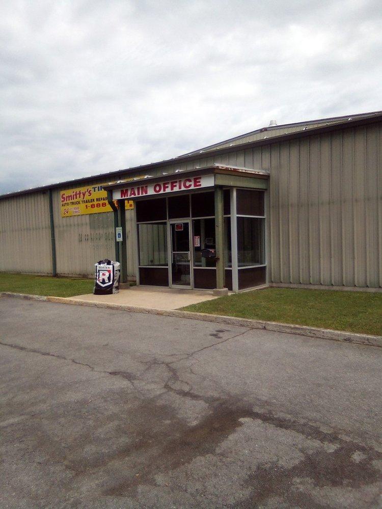 Smitty's Tire & Truck Service: 101 Frostburg Industrial Park, Frostburg, MD