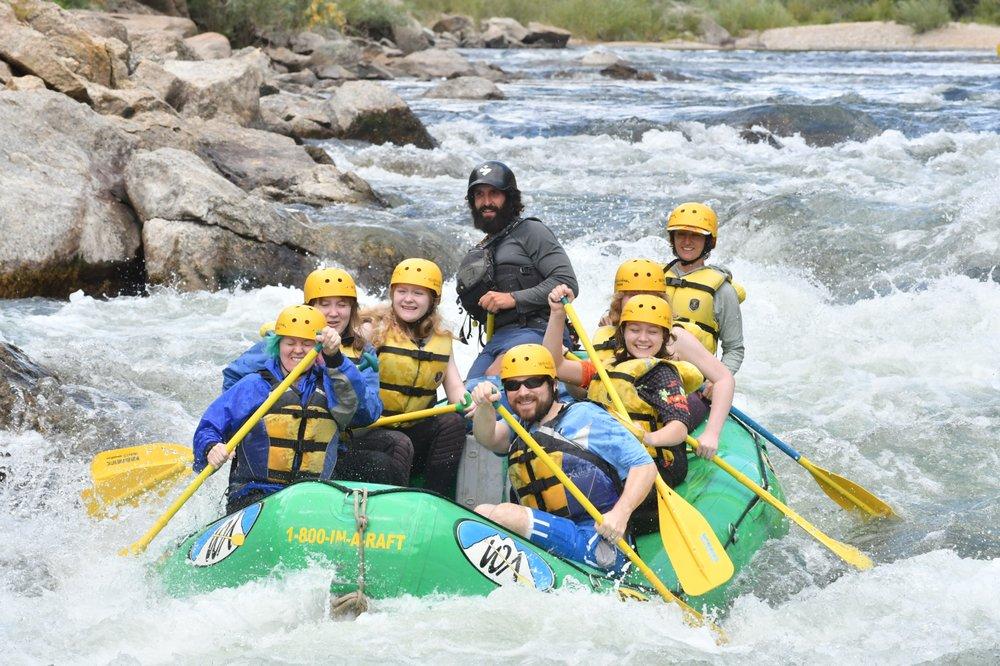 Wilderness Aware Rafting: 12600 US Hwy 24/285, Buena Vista B, CO