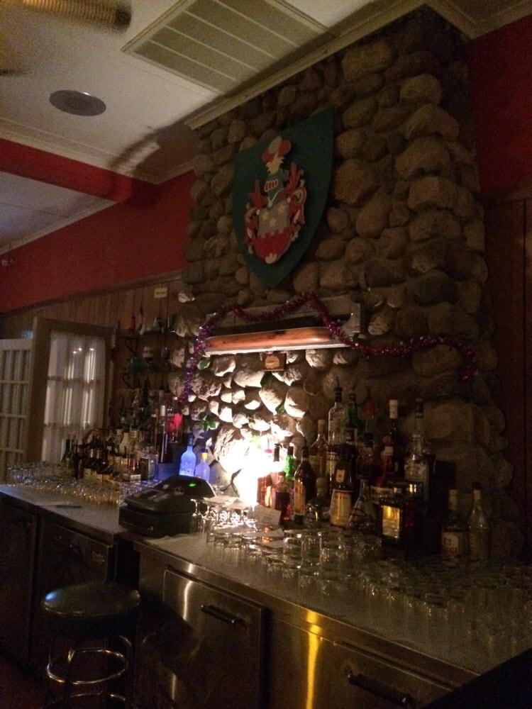 The Hof Bar: 4764-4898 Alpine Rd, Egg Harbor, WI