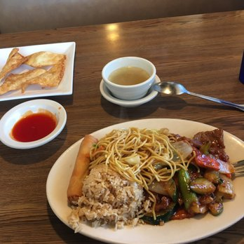 Chinese Food In Sunnyside Wa