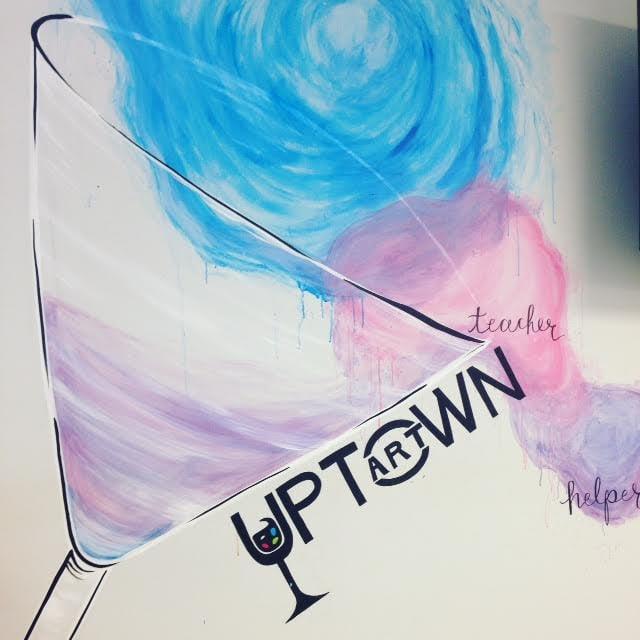 Uptown Art Calendar West Palm Beach : Uptown art photos reviews paint sip
