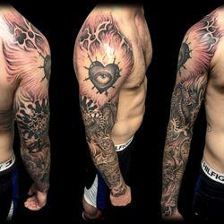 ae8a765b04e88 Mums custom tattoo - THE BEST 161 Photos & 48 Reviews - Tattoo ...