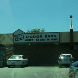 Don's & Ben's Liquor Barn logo