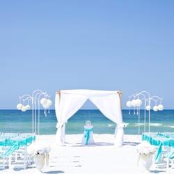 Photo Of Princess Wedding Panama City Beach Fl United States Legacy