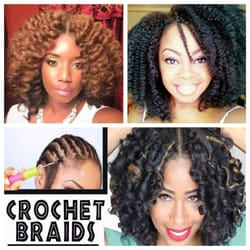 Crochet Braids Elizabeth Nj : ... Braiding - Elizabeth, NJ, United States. Crochet braids with different
