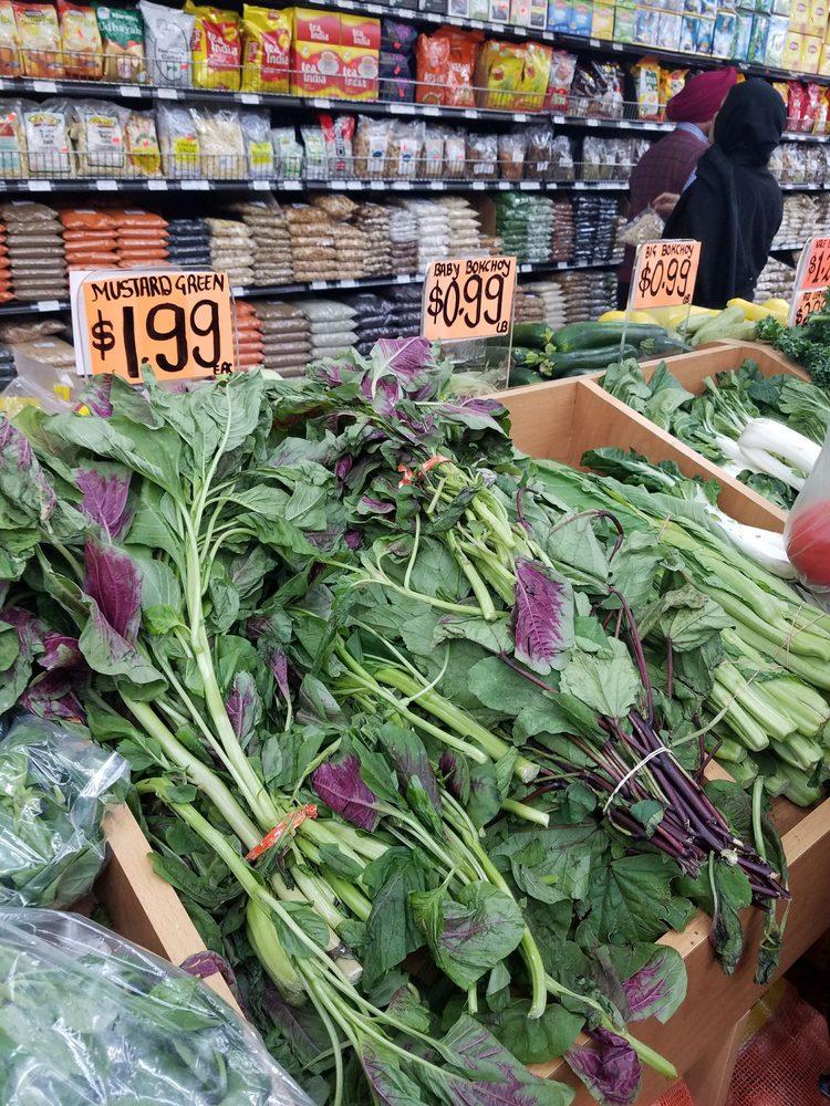 Maharaja Farmer's Market: 249-12 Hillside Ave, Bellerose, NY