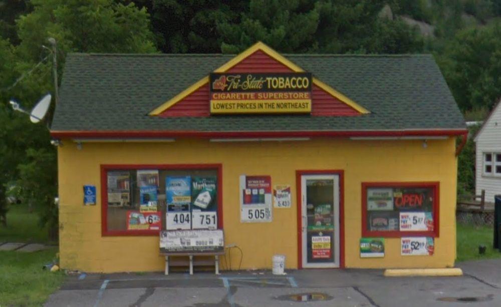 Tri-State Tobacco: 1061 Pennsylvania Ave, Matamoras, PA