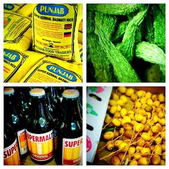 punjab food traders internationaler supermarkt