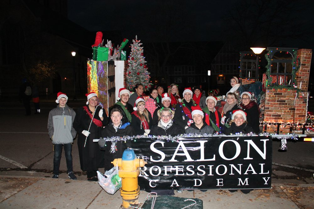 Parade of lights 2016 yelp for Academy for salon professional
