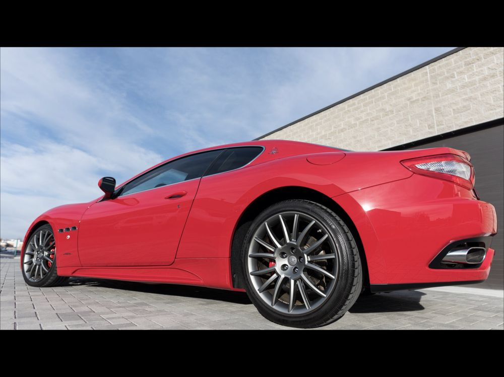 Complete paint correction to remove scratches, swirl marks