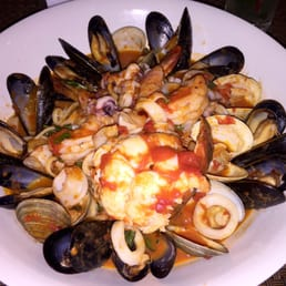 Del' Arte Ristorante - Orangeburg, NY, United States. Bouquet of the sea !!! Perfecto !!!