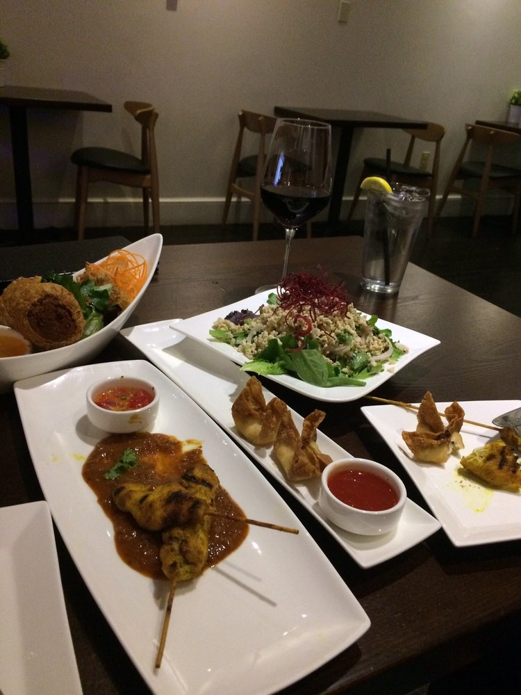 Food from Sumittra Thai Cuisine