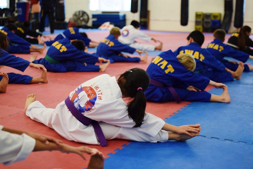 Smith Taekwondo & Pro-Kickboxing Center: 46-174 Kahuhipa St, Kaneohe, HI