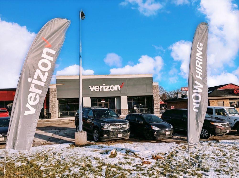 Verizon Authorized Retailer-Cellular Sales: 5632 S 108th St, Hales Corners, WI