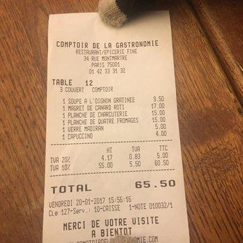 Comptoir de la gastronomie 845 photos 375 reviews - Comptoir de la gastronomie ...