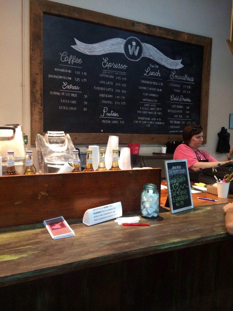 Warehouse Coffee: 315 Main St W, Hartselle, AL
