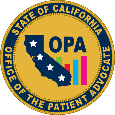California Office Of The Patient Advocate Public Services