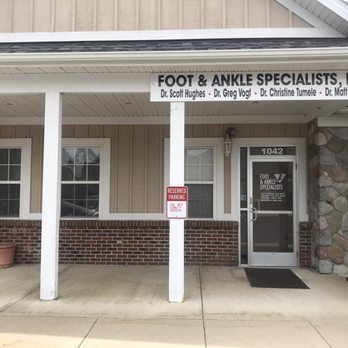 Foot & Ankle Specialists, PC - (New) 18 Photos - Sports