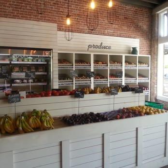 Photo Of Bond Organic Market   Atlanta, GA, United States. Produce Stand