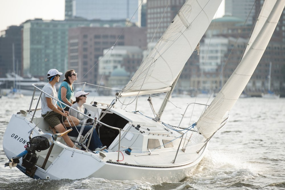Boston Sailing Center