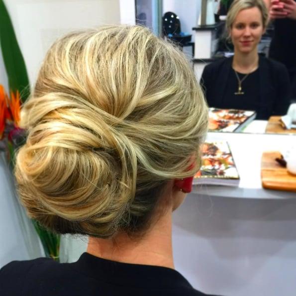 Elegant Upstyle Wedding Day Beautiful Blonde Yelp