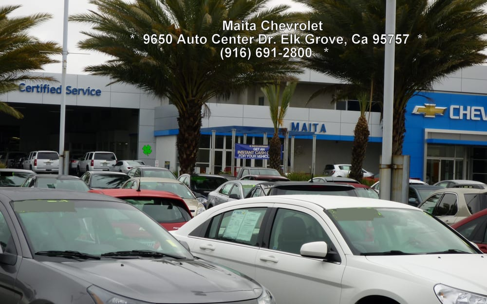 Maita Chevrolet - 26 Photos & 177 Reviews - Car Dealers - 9650 Auto